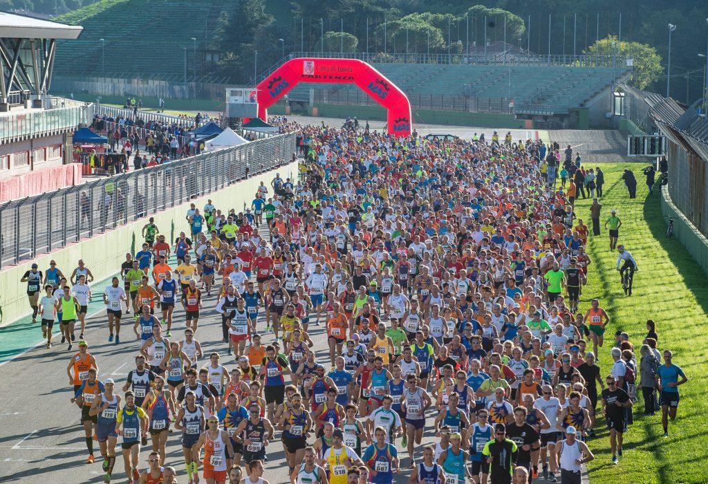 Imola, Giro dei Tre Monti.