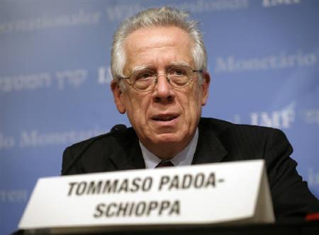 I Pensieri in libertà di Tommaso Padoa-Schioppa.