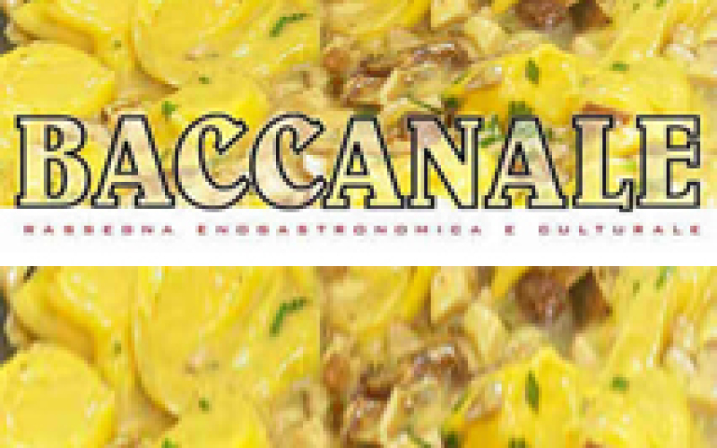 Baccanale 2007.