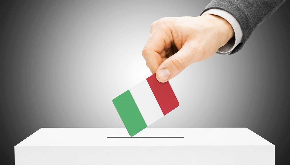 L'Italia al voto.