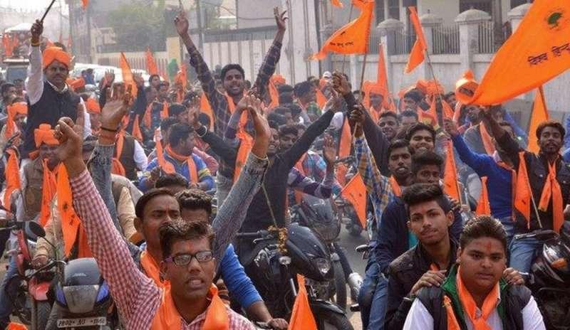 Violenze conto i cristiani in India.