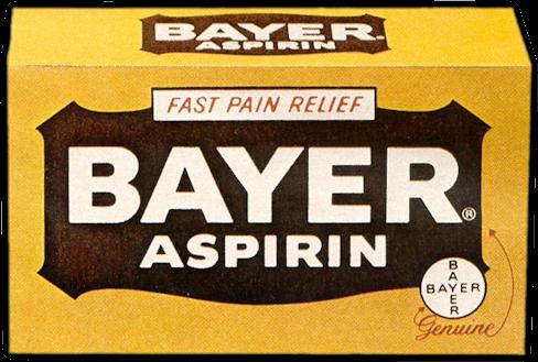 Aspirina che passione!