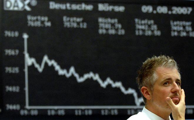 La Crisi finanziaria del 2008.