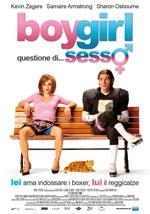 BoyGirl, questione di sesso.
