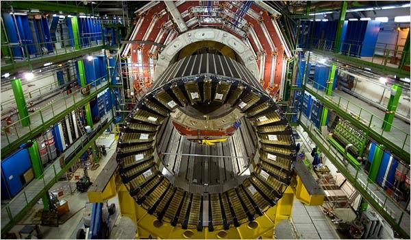 LHC, la prima scommessa è vinta.