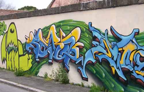 Stop ai Graffiti?