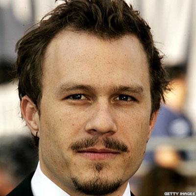 La scomparsa di Heath Ledger.