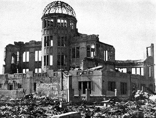 Hiroshima e Nagasaki, 63 anni dopo.