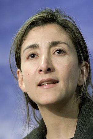 Ingrid Betancourt, finalmente libera.