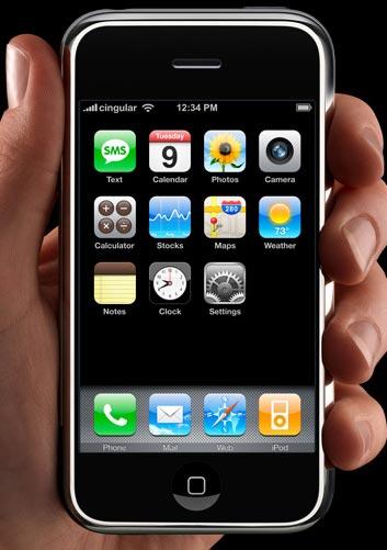 iPhone, cellulare multiuso.