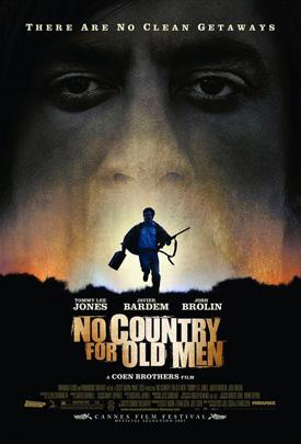 Il vincitore degli Oscar...Non è un paese per vecchi.