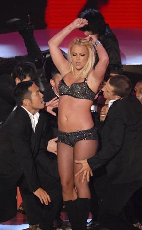 Il ritorno di Britney Spears.