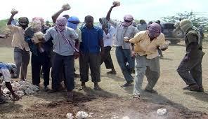 Somalia, ritorna la lapidazione.