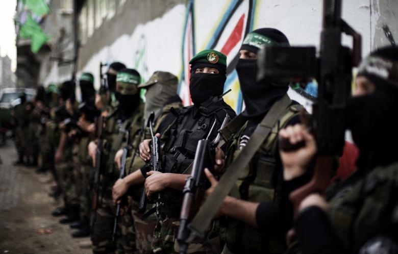 Israele, bombe su Hamas a Gaza.