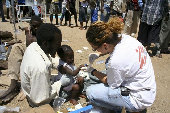 Zimbabwe : emergenza colera.