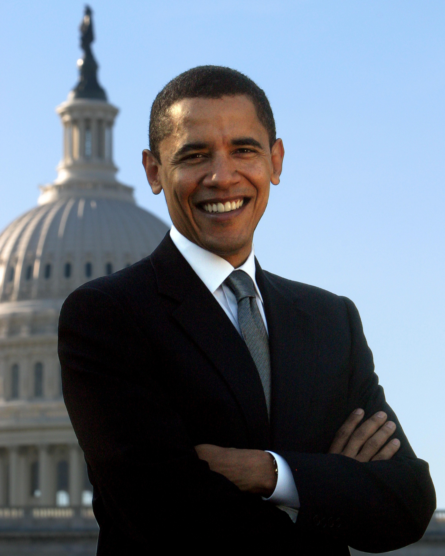 Il primo giorno da presidente di Barack Obama.