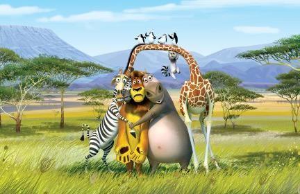 Madagascar 2, via dall'isola.