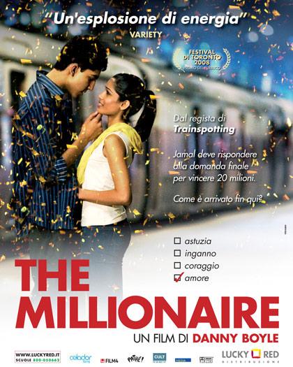 Oscar, trionfano The Millionaire, Sean Penn e Kate Winslet.