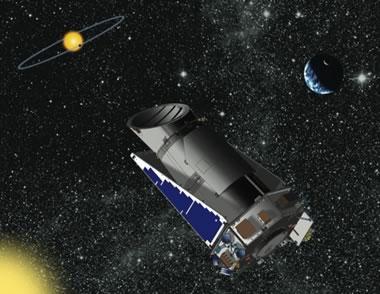 Il telescopio Kepler alla ricerca di un altro pianeta Terra.