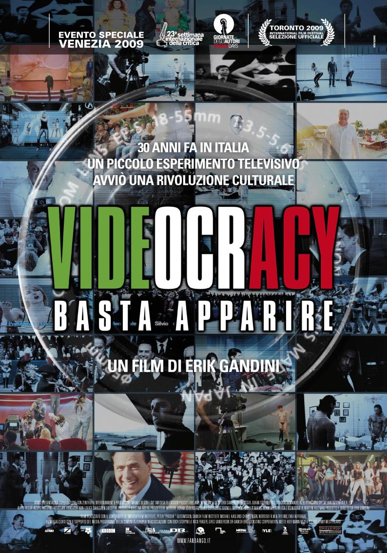 Videocracy, il film sulla tv italiana e su Berlusconi che non piace alla Rai.