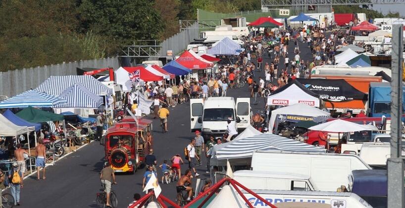 Autodromo di Imola : Crame, Wtcc e Superbike.