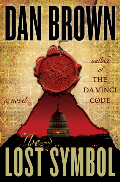 The lost Symbol. L'ultimo libro di Dan Brown. Uscirà in Italia il 23 Ottobre.