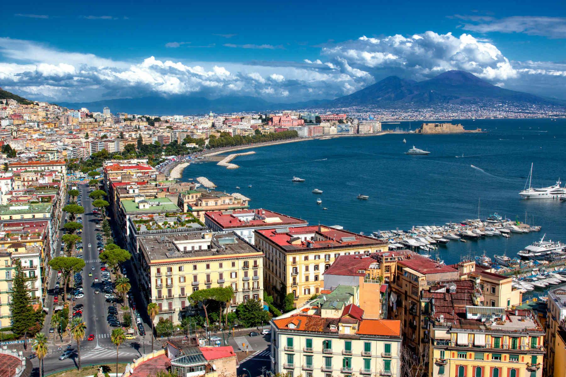 Napoli, inumana indifferenza.
