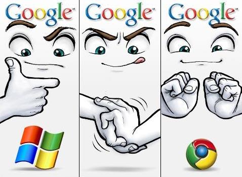 Google arriva anche sui nostri desktop con ChromeOS