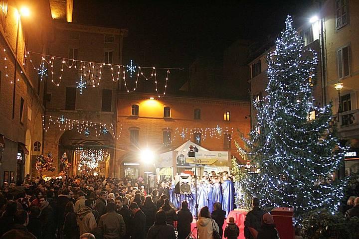 Imola, le iniziative natalizie targate 2009.