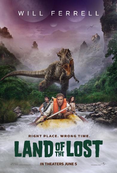 Land of the Lost, trama e recensione.
