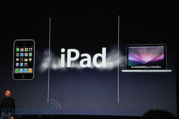 iPad, il tablet apple è fra noi!