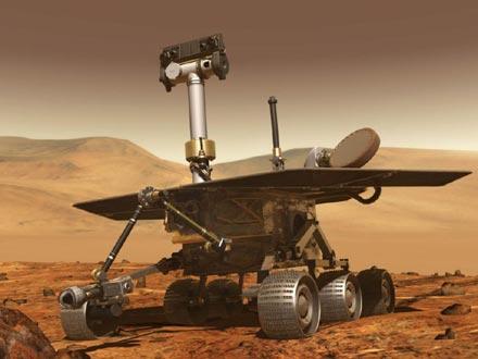 Nasa, il rover Spirit si arrende al Pianeta rosso.