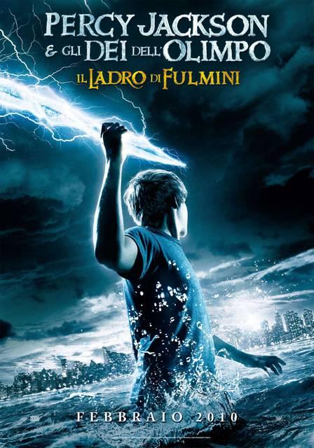 Percy Jackson e gli dei dell'Olimpo: Il ladro di fulmini, trama e recensione.