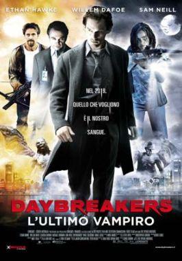 Daybreakers - L'ultimo vampiro, trama e recensione.