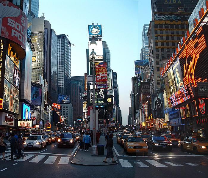 New York, disinnescata autobomba a Times Square.