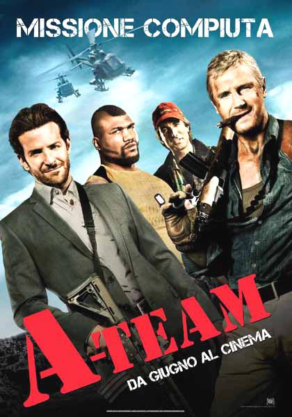 A-team, trama e recensione.