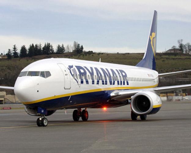 Ryanair, pronta la sperimentazione dei
