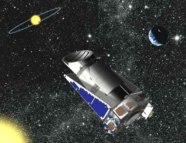 Universo, la sonda Keplero sopre un nuovo sistema solare.