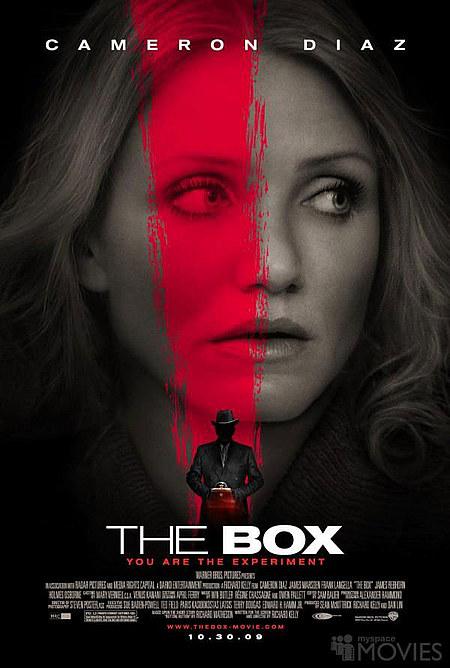 The box, trama e recensione.