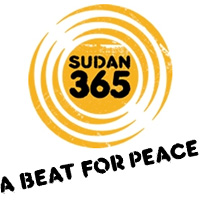 A beat for peace. Un battito per la pace in Sudan.