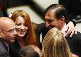 Il ministro Brambilla nomina il fidanzato, il figlio di La Russa e il figlio di Ermolli aI vertice dell'ACI.