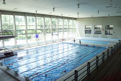 Copertura in inverno della piscina scoperta di Imola?