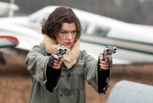 Resident Evil : Afterlife 3D. Trama e recensione.