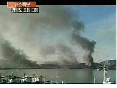 Corea del Nord bombarda isola della Corea del Sud, tensione al confine.