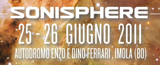 Iron Maiden a Imola. Il 25 e 26 giugno al Sonisphere 2011.