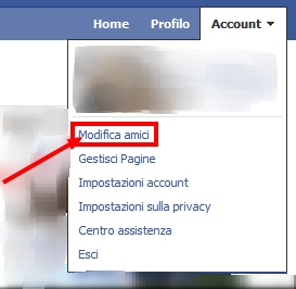 Mettere ordine in Facebook con le liste