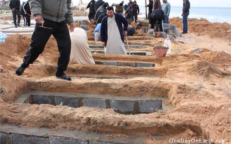 Libia, è guerra civile (1° parte).