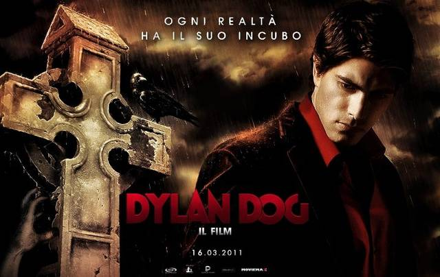 Dylan Dog - il film, trama e recensione.