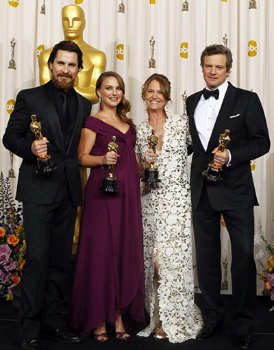 Oscar 2011, trionfa Il discorso del re.