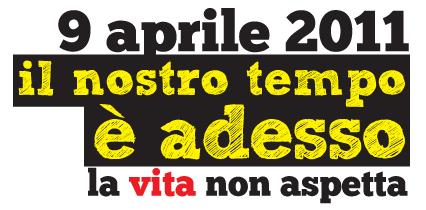 Sabato 9 aprile, giovani in piazza contro la precarietà.